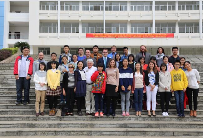 美國大學國際教育聯盟(USCIE)國際部主任及招生官員到訪我校2.jpg