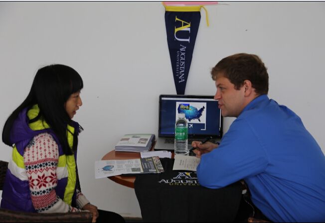 美國大學國際教育聯盟(USCIE)國際部主任及招生官員到訪我校7.jpg